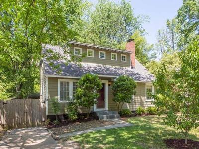 Single Family Home for sales at Live Large in East Lake! 33 Daniel Avenue SE Atlanta, Georgia 30317 United States