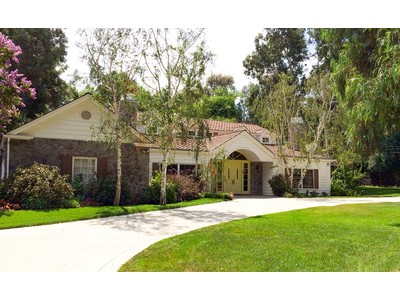 Single Family Home for sales at 24854 Jim Bridger Rd.    Hidden Hills, California 91302 United States