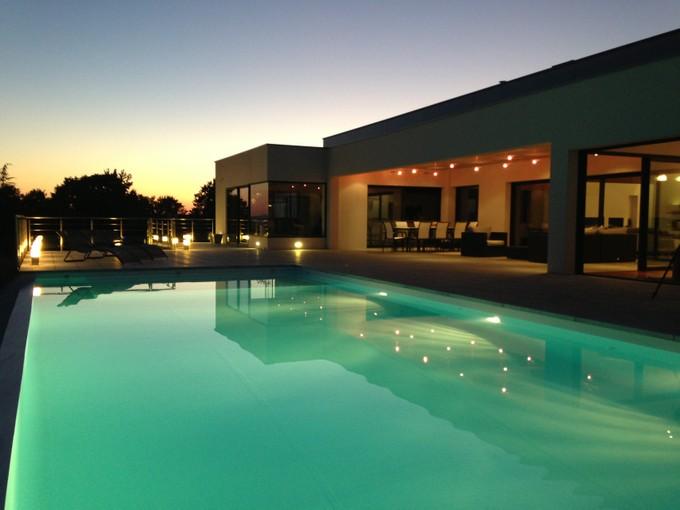 Casa para uma família for sales at villa contemporaine pau Pau, Pirineus Atlanticos 64000 França