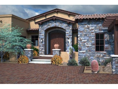 一戸建て for sales at Luxury 'Virtual' Spec Home in Desert Mountain 9550 E Madera Drive Scottsdale, アリゾナ 85262 アメリカ合衆国