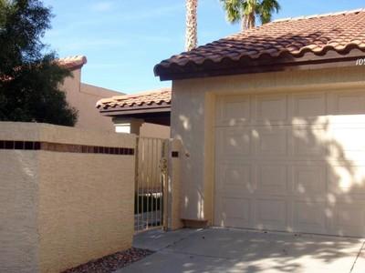 联栋屋 for sales at Beautiful Townhome in Great Scottsdale Location 10942 E Yucca Street Scottsdale, 亚利桑那州 85259 美国