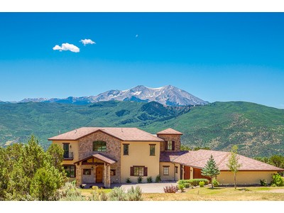Single Family Home for sales at Soderberg, Lot 3 4 Sunrise Lane Carbondale, Colorado 81623 United States