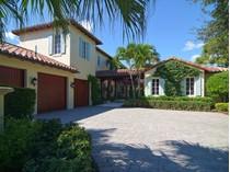 Casa Unifamiliar for sales at 430 Red Hawk Drive    Jupiter, Florida 33477 Estados Unidos