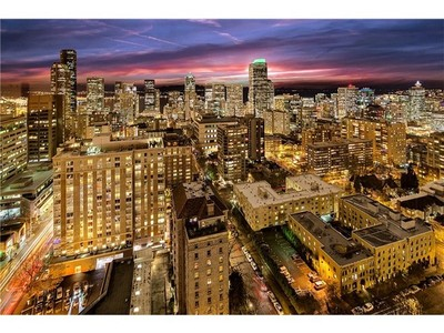 Condominium for sales at 1301 Spring Street #27H&I  Seattle, Washington 98104 United States