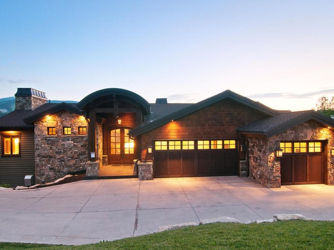 Single Family Home for sales at Park City Luxury Defined Custom Built Dream Residence 1401 Mellow Mountain Rd Park City, Utah 84060 United States