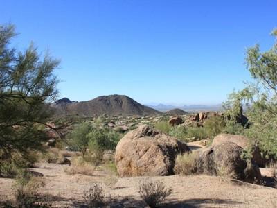 Terrain for sales at Spectacular 7.79 Acres! 10992 E Tusayan Trail 63 Scottsdale, Arizona 85255 États-Unis