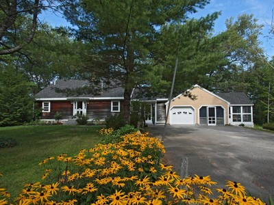 Single Family Home for sales at Lovely Post & Beam  Bremen, Maine 04551 United States