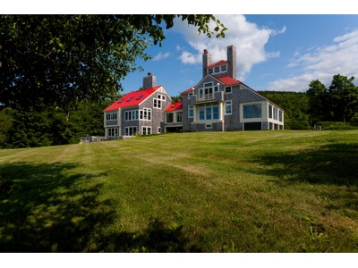 Maison unifamiliale for sales at High Mowing Farm 306 Mountain Road Newbury, New Hampshire 03255 États-Unis