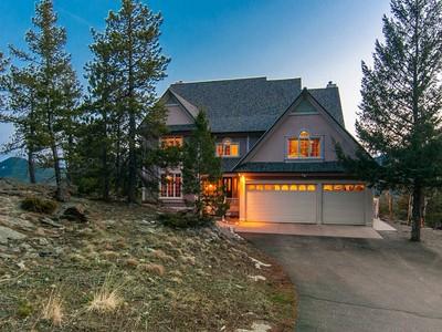 Maison unifamiliale for sales at 8585 Bobsled Trail  Morrison, Colorado 80465 États-Unis