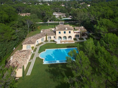 Anderer Wohnungstyp for sales at Luxury villa in prestigious gate domain of Mougins. for rent and sale  Mougins, Provence-Alpes-Cote D'Azur 06250 Frankreich