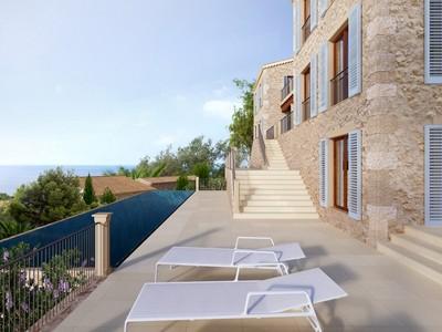 集合住宅 for sales at Building project for a magnificent finca in Deia Deia, マヨルカ スペイン