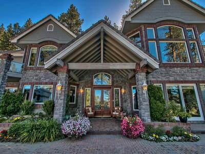 Maison unifamiliale for sales at 2010 Pray Meadow Road  Glenbrook, Nevada 89413 États-Unis