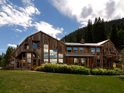 Maison unifamiliale for sales at 535 Journey's End Road  Crested Butte, Colorado 81224 États-Unis