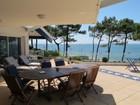 Einfamilienhaus for  sales at 1st Line Villa  Pyla Sur Mer, Aquitanien 33115 Frankreich