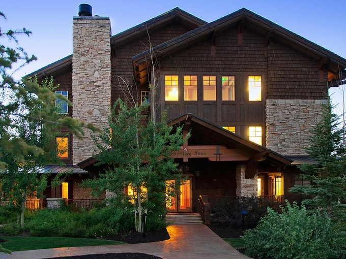 Condominium for sales at Shooting Star condo on the Silver Buck Run in The Village at Empire Pass 7715 Village Way #202 Park City, Utah 84060 United States