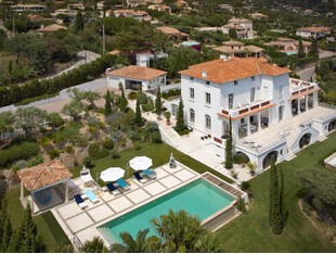 Single Family Home for sales at Luxurious property with spectaculer sea view over the bay of St. Tropez  Sainte Maxime, Provence-Alpes-Cote D'Azur 83120 France