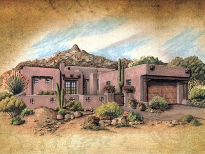 Vivienda unifamiliar for sales at Luxury New Build in Privada of North Scottsdale 10585 E Crescent Moon Dr #8 Scottsdale, Arizona 85262 Estados Unidos