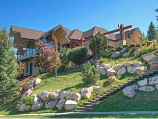 Casa Unifamiliar for sales at Panaramic Views From Stone Ridge 1445 S Ridge Point Dr Bountiful, Utah 84010 Estados Unidos