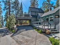 Villa for sales at 190 Tallac Drive    Zephyr Cove, Nevada 89448 Stati Uniti