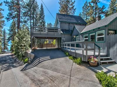 Casa Unifamiliar for sales at 190 Tallac Drive  Zephyr Cove, Nevada 89448 Estados Unidos