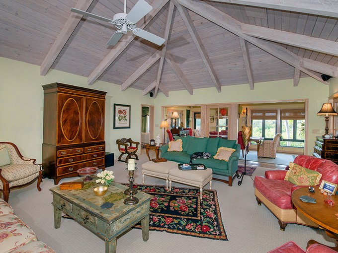 Casa Unifamiliar for sales at Waterfront Family Home at Ocean Reef 48 Sunrise Cay Drive   Key Largo, Florida 33037 Estados Unidos