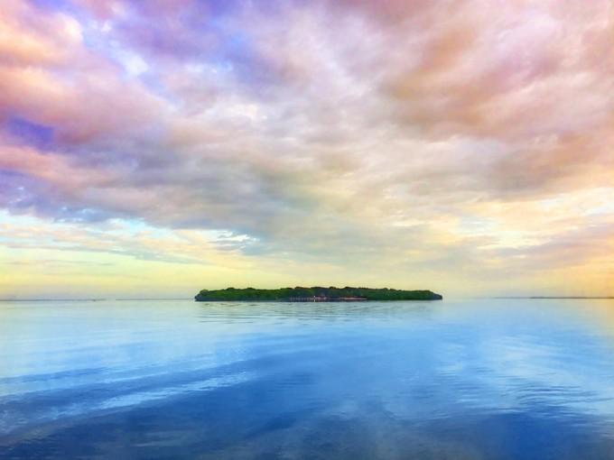Ilha privada for sales at Pumpkin Key - Private Island in the Florida Keys  Key Largo, Florida 33037 Estados Unidos