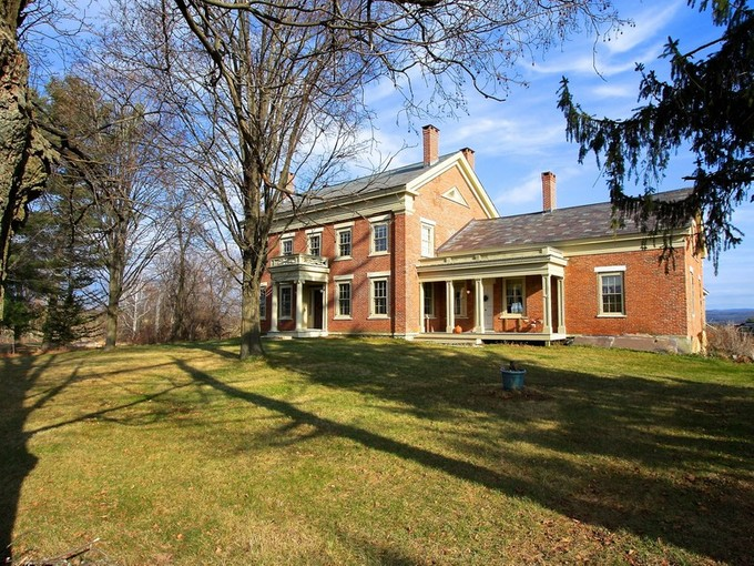Single Family Home for sales at Kingston Place 1293 Park Hill Road Benson, Vermont 05743 United States