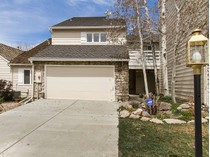 Single Family Home for sales at Townhome 4505 S Yosemite Unit 373   Denver, Colorado 80237 United States