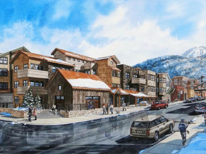 Condominium for sales at 820 PARK AVENUE CONDOMINIUMS, MOUNTAIN MODERN AT ITS FINEST 820 Park Avenue 8   Park City, Utah 84060 United States