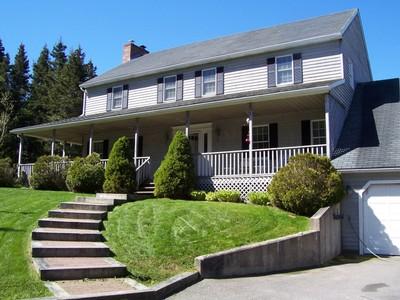 Einfamilienhaus for sales at Coastal Gem 125 Jim's Head Road  Lubec, Maine 04652 Vereinigte Staaten