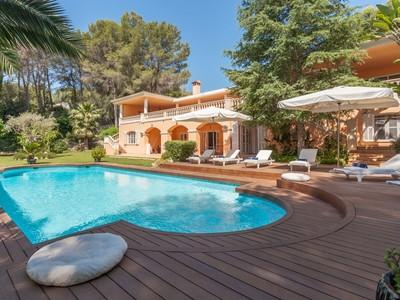 多户住宅 for sales at Villa frontline to golf course Son Vida  Son Vida, 马洛卡 07013 西班牙