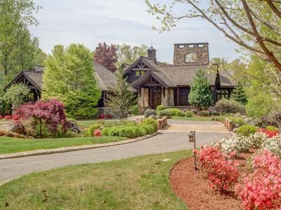 Vivienda unifamiliar for sales at Pickle Brook Farm 410 Lake Road Far Hills, Nueva Jersey 07931 Estados Unidos