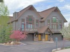 Single Family Home for sales at Alpine Vista Townhome 1714 Alpine Vista Court, #2  Steamboat Springs, Colorado 80487 United States