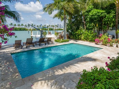 Single Family Home for sales at 216 Palm Ave.  Miami Beach, Florida 33139 United States