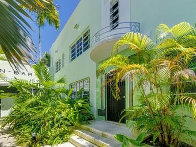 Condominium for sales at 1573 Pennsylvania Ave #5N  Miami Beach, Florida 33139 United States