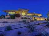 Property Of Stunning Hillside Contemporary Home with the Best Views in Troon North