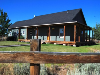 Maison unifamiliale for sales at Private 40 Acre Horse Property - Powell Butte 11457 SW Ranch Road Powell Butte, Oregon 97753 États-Unis