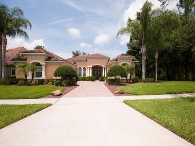 Single Family Home for sales at Lake Mary, Florida 710 Shadowmoss Circle  Lake Mary, Florida 32746 United States