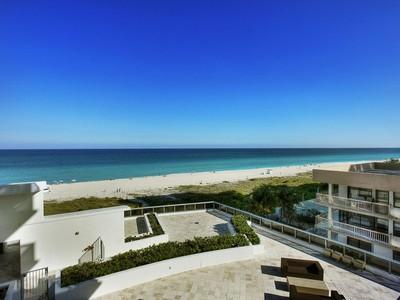 Condominium for sales at 5875 Collins Ave #702 5875 Collins Ave #702 702   Miami Beach, Florida 33140 United States