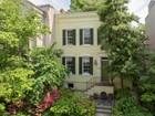 Частный односемейный дом for sales at Georgetown 3114 Dumbarton Street Nw Washington, Округ Колумбия 20007 Соединенные Штаты