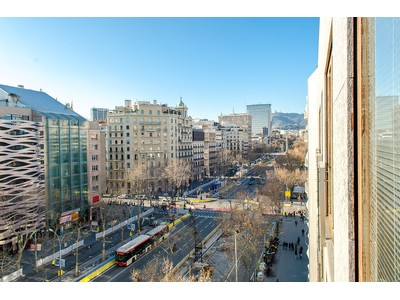 Apartamento for sales at Magnificent penthouse on the Paseo de Gracia Barcelona City, Barcelona Espanha