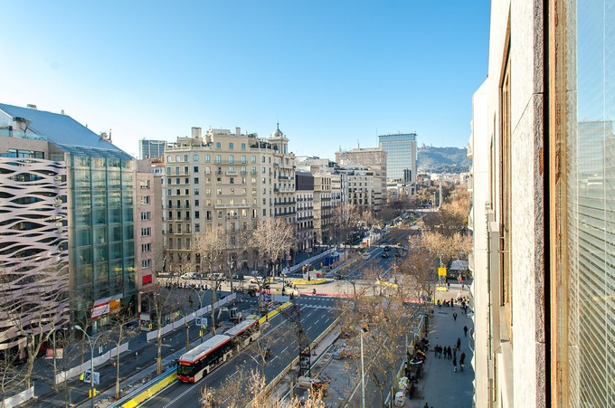 Căn hộ for sales at Magnificent penthouse on the Paseo de Gracia Barcelona City, Barcelona Tây Ban Nha