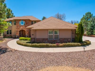 Casa para uma família for sales at Paradise in the Pines 6003 E Abbey RD Flagstaff, Arizona 86004 Estados Unidos