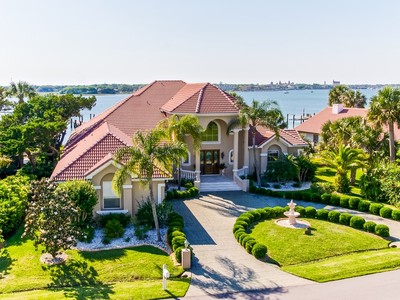Single Family Home for sales at 160 Pelican Reef 160 Pelican Reef Dr.   St. Augustine, Florida 32080 United States