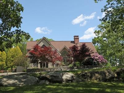 Casa Unifamiliar for sales at Golden Harvest Retreat 32 Judge Road Roxbury, Connecticut 06783 Estados Unidos