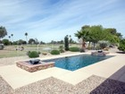 Single Family Home for sales at Fully Remodeled Home On Golf Course With Double Fairway, Lake And Mountain Views 18608 N Conquistador Drive Sun City, Arizona 85375 United States