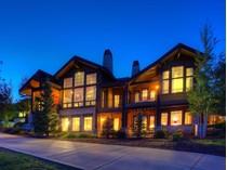 Maison unifamiliale for sales at Elegant Mountain Home with Breathtaking Views 8235 Sunrise Loop Lot 56   Park City, Utah 84098 États-Unis