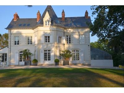 Частный односемейный дом for sales at FOLIE AU BORDS DE L'ERDRE  Other Pays De La Loire, Луара 44240 Франция