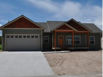Einfamilienhaus for sales at New Ranch-Style Home at Village Greens 150 Palmer Drive   Kalispell, Montana 59901 Vereinigte Staaten