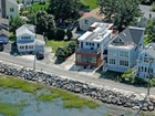 Single Family Home for  rentals at Sleek and Sophisticated Modern Beach House 70 Harbor Road Westport, Connecticut 06880 United States